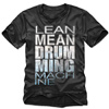 drumming t-shirt
